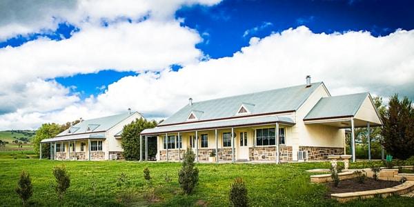 Barossa Vineyard Cottages