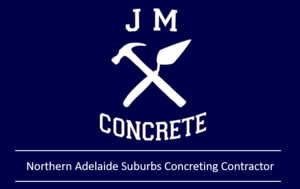 JM Concrete - Northern Adelaide Suburbs Concrete Contractor