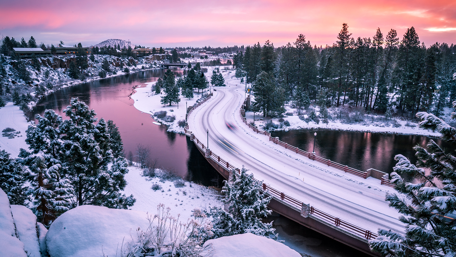 Whats happening in Bend Oregon for Thanksgiving 2018  Visit Bend