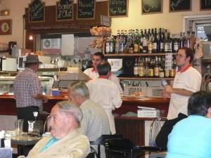 Cafe Terrassans, Blanes