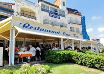 Seafood restaurant Can Ton, Blanes