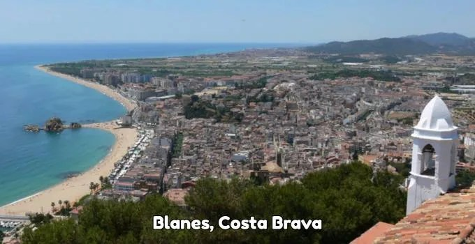 Blanes, Catalonia