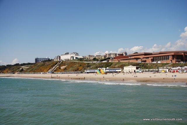 Bournemouth Beach  Visit Bournemouth