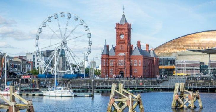 Cardiff   VisitBritain