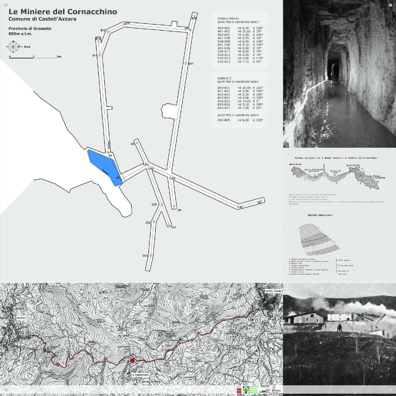 Miniere del cornacchino-Castell'Azzara