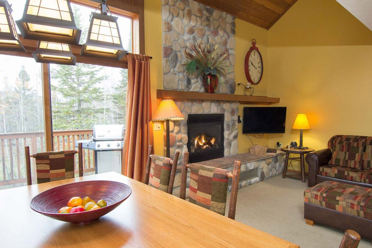 Caribou Highlands townhome