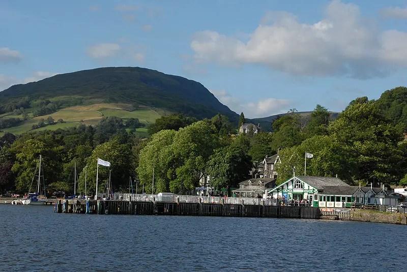 Waterhead Pier  Ambleside  Visit Cumbria