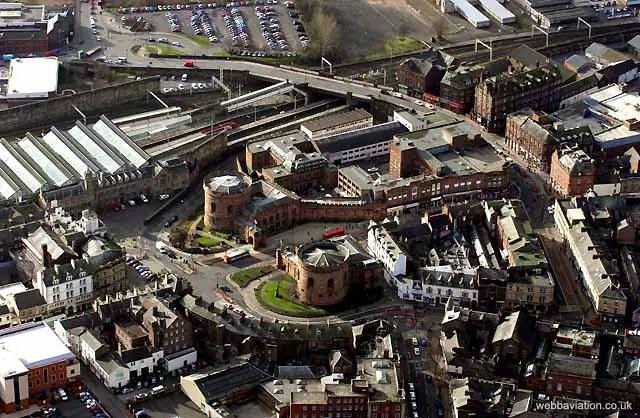 Carlisle Citadel  Visit Cumbria