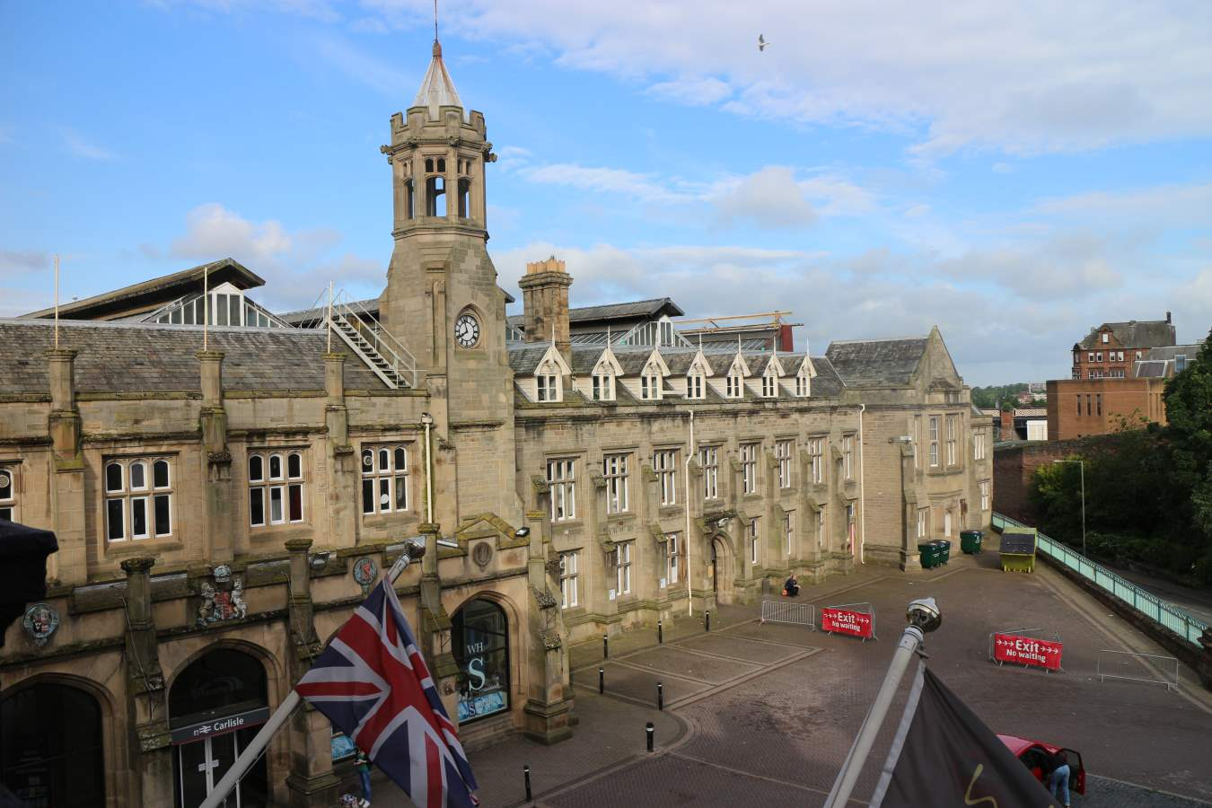 Carlisle  Visit Cumbria  Hotels  BBs  Cottages