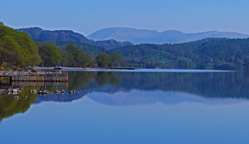 wheel chair motor overstuffed covers coniston water in the lake district | explore stay visit cumbria