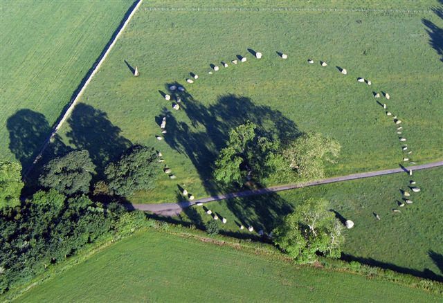 Long Meg  Her Daughters Stone Circle  Visit Cumbria