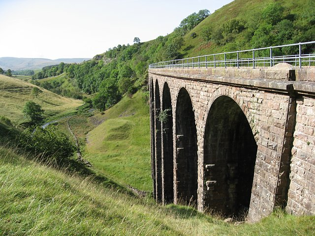 Smardale Gill Old Viaduct Visit Cumbria