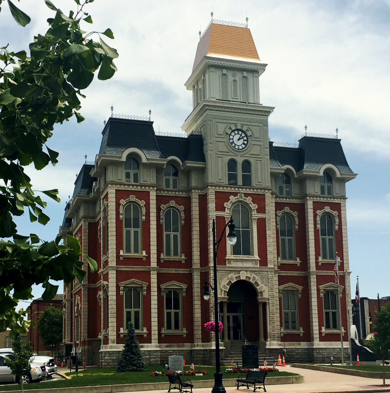 Defiance County Courthouse
