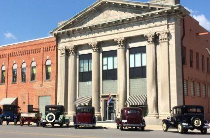 The Andrew L. Tuttle Memorial Museum