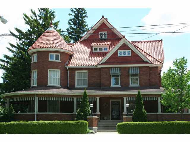 Holgate Avenue Historic District