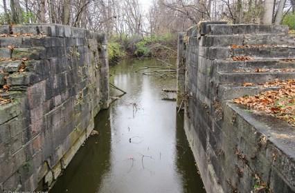 Lock No. 13, Independence Dam