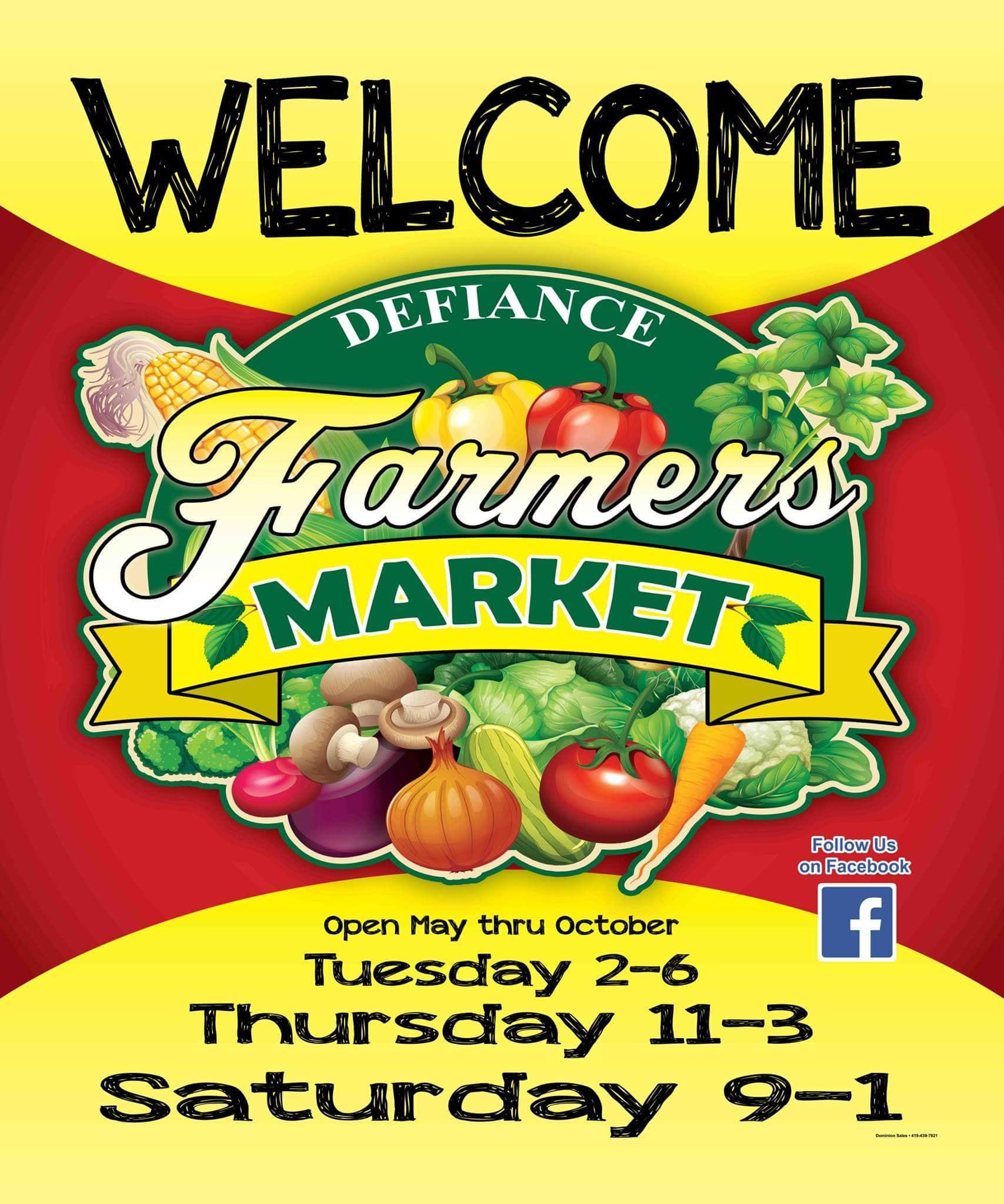 Defiance Farmers Market