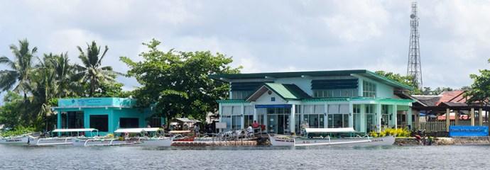 Del Carmen Tourism Center