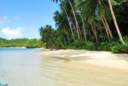 Abito Beach, Caub, Del Carmen, Surigao del Norte