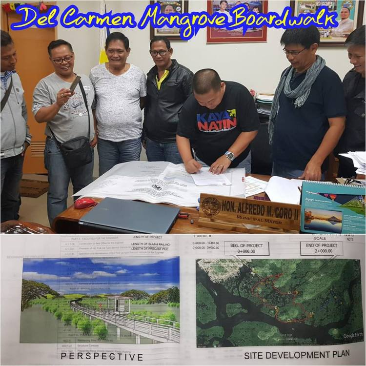Del Carmen Mangrove EcoPark and Learning Center