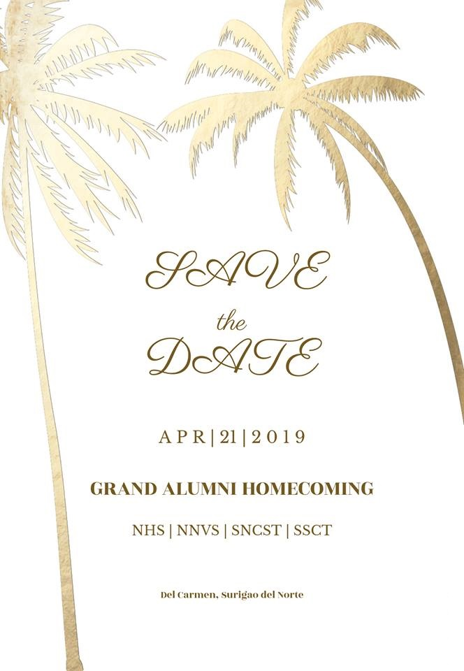 NHS-NNVS-SNCST-SSCT GRAND ALUMNI HOMECOMING 2019