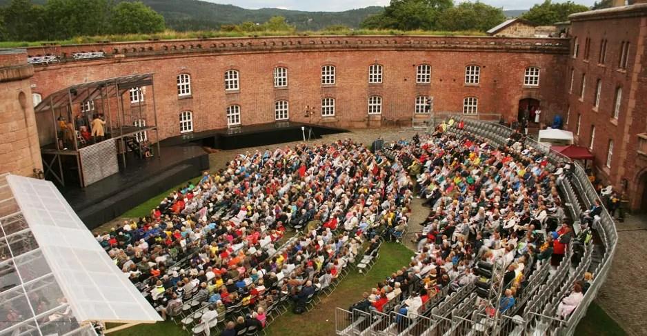 Opera in the Fortress Yard.