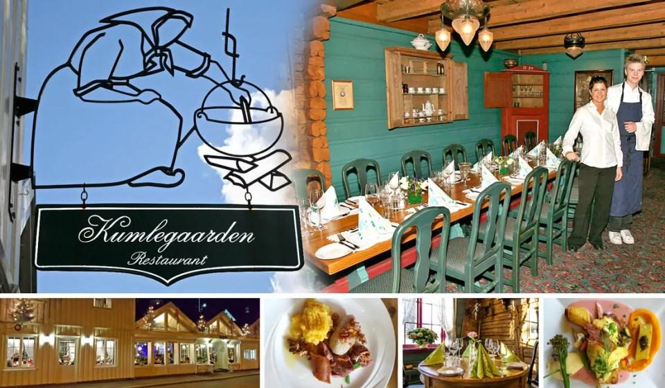 Kumlegården er en av de mest tradisjonsrike restaurantene i Drøbak. Menyen har mye mer enn kumler å by på!