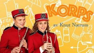 SMIA: Korps av Knut Nærum @ Smia Flerbrukshus