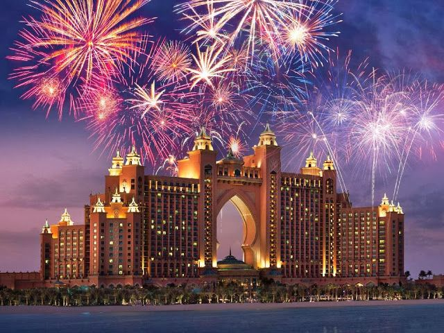 Dubai new year packages 2018 2019  Christmas deals