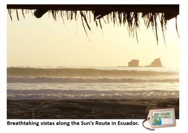 Sun route Ecuador