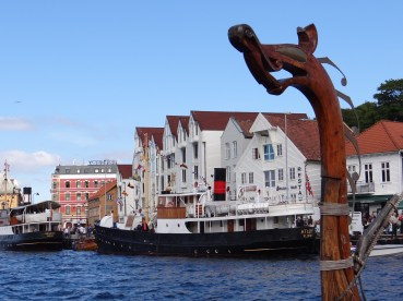 Stavanger´s main harbour Photos by: Carmen Cristina Carpio Tobar / Kjell Anders Pettersen