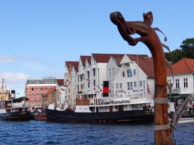 Stavanger´s main harbour Photos by: Carmen Cristina Carpio Tobar / Kjell Anders Pettersen