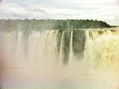 Iguazú falls Brazil & Argentina 2014 © Carmen Cristina Carpio /Kjell Anders Pettersen