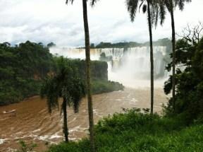 Iguazu falls Brazil & Arentina 2014 © Carmen Cristina Carpio /Kjell Anders Pettersen