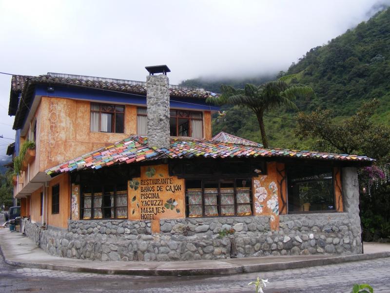 Detox at Spa Hosteria Miramelindo – Lodge in Baños Ecuador