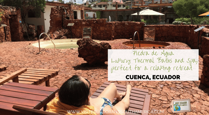 Piedra de Agua – Luxury Thermal Baths and Spa, perfect for a relaxing retreat in Cuenca