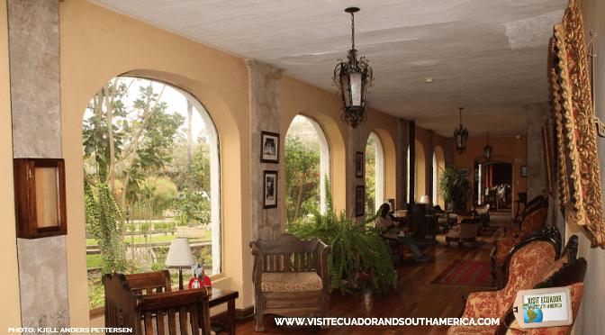 Hacienda La Cienega