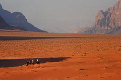Desierto de Wadi Rum jordania