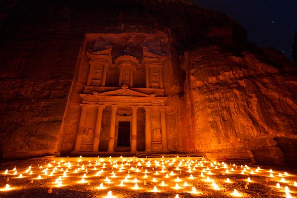 Tour viaje a Petra desde Israel, Viajar a Jordania