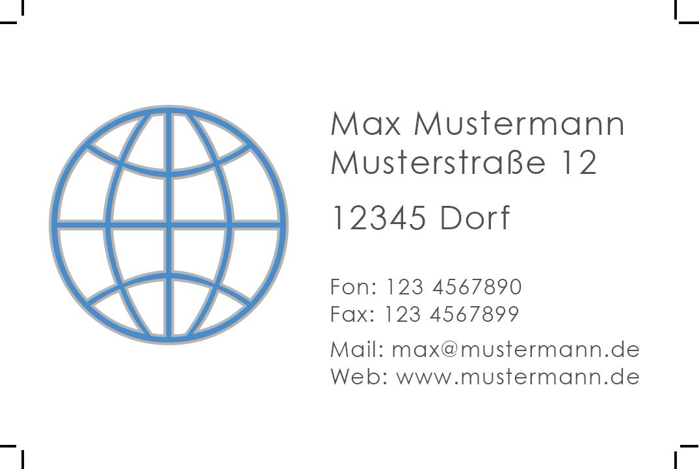 Wunderbar Illustrator Visitenkarte Vorlage Zeitgenössisch - Beispiel ...