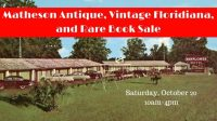 Matheson History Museum Antique, Vintage Floridiana, and ...