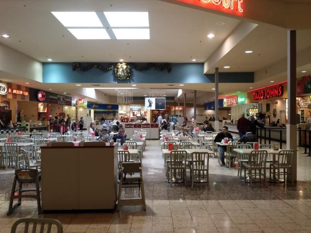 Cafe Court in Mesa Mall  Visit Grand Junction Colorado