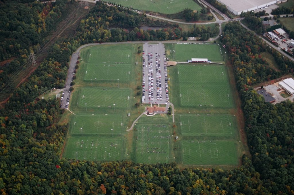 Bryan Park Soccer Complex Greensboro Convention And