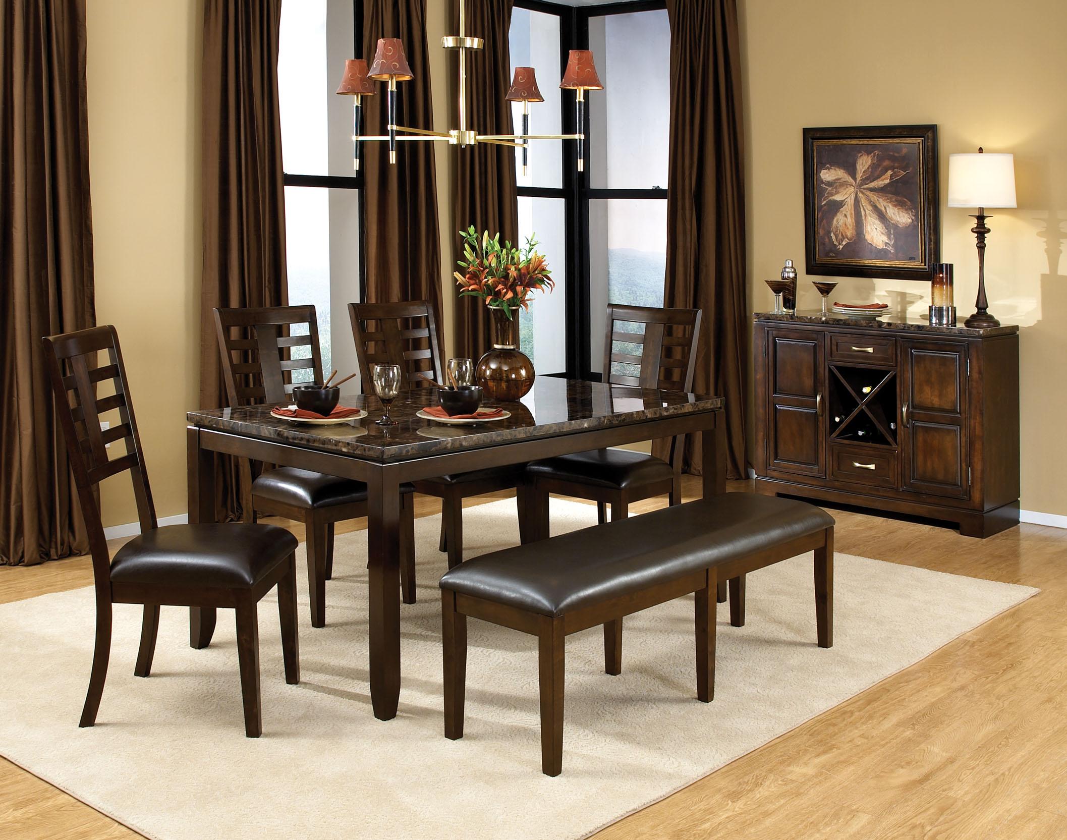 Standard Furniture Bella Dining Room 16840  Home Furniture