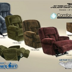 Best Chair To Use After Back Surgery Alite Mantis Catnapper Lift Recliner 4847 Burns Home Furniture