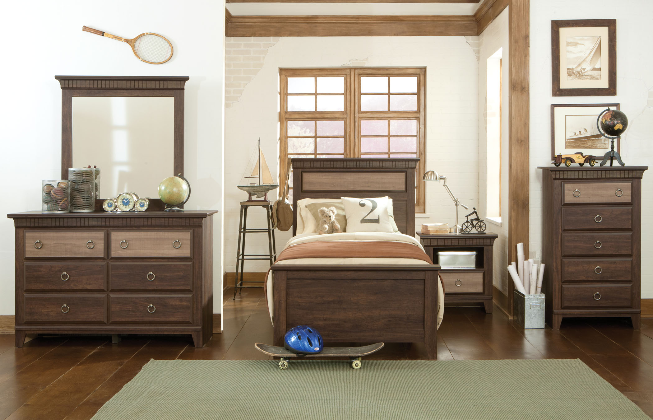 Standard Furniture Youth Bedroom Weatherly 68150  Home