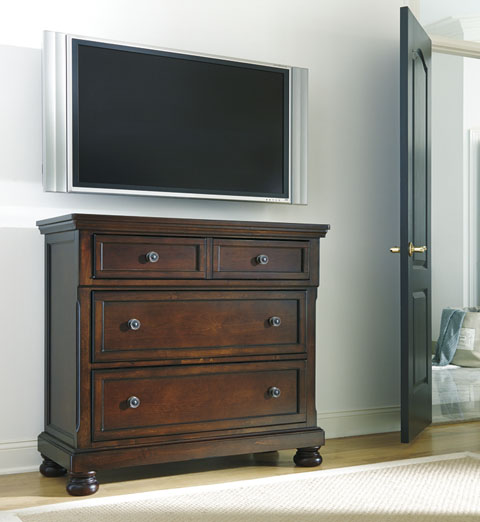 Millennium by Ashley Furniture Bedroom Group B697  Home