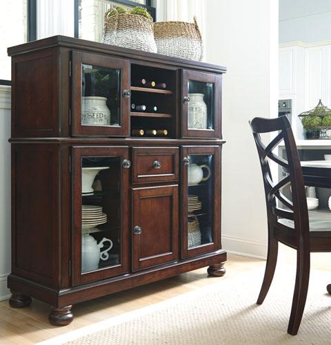 Ashley Furniture Porter Dining Room D697 Server Home
