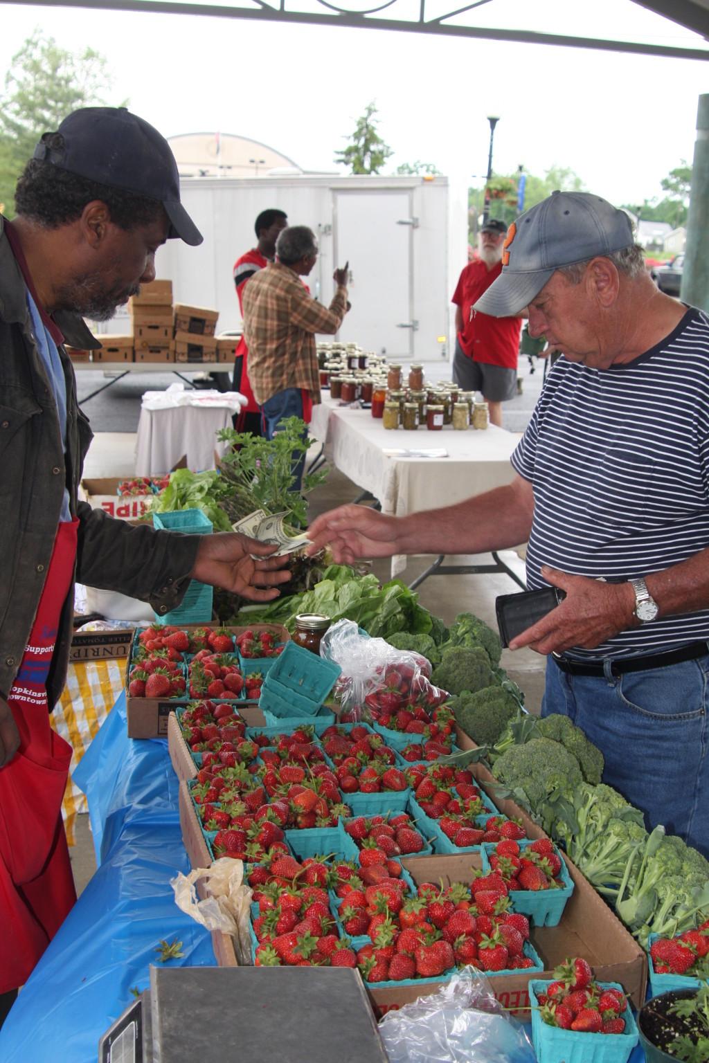 Fresh Market Lexington Ky Hours