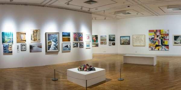 Ferens Art 2018 Open Exhibition Visit